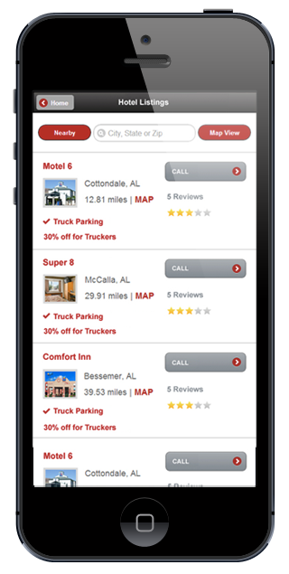 Trucker Tools Mobile App | Smartphone App For Truck Drivers