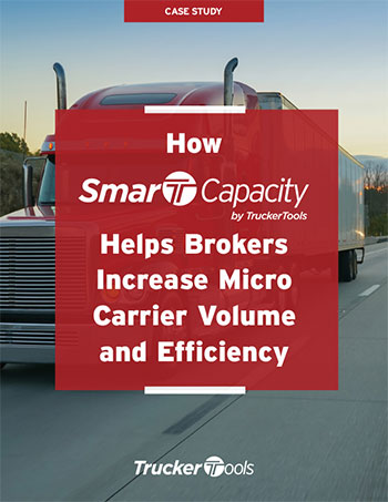 Helps Brokers Increase Micro Carrier Volume and Efficiency