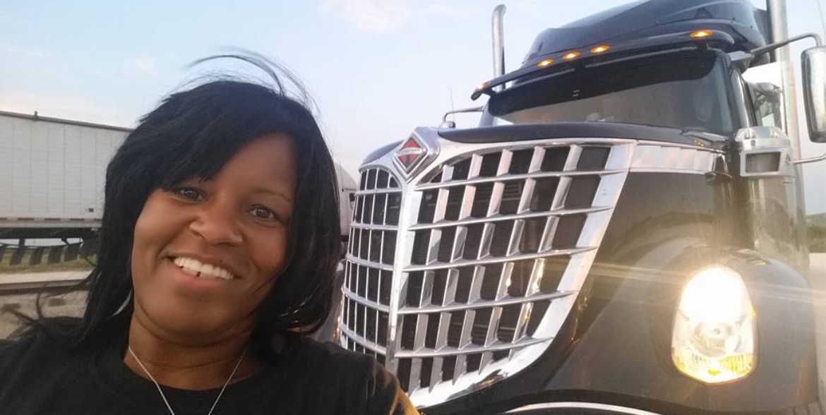 How Trucker Tools' Driver App is Simplifying Life on the Road for One Trucker, Tamara Brock