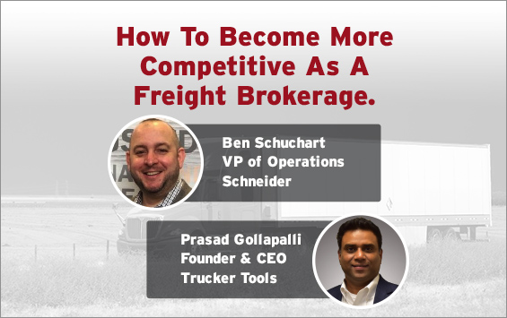 How To Become More Competitive As A Freight Brokerage