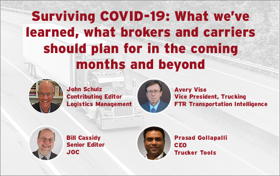 Surviving COVID-19:  What we've learned, what brokers and carriers should plan for in the coming months and beyond
