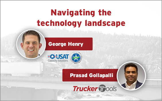 Navigating the technology landscape – lessons learned on the journey to the new digital world