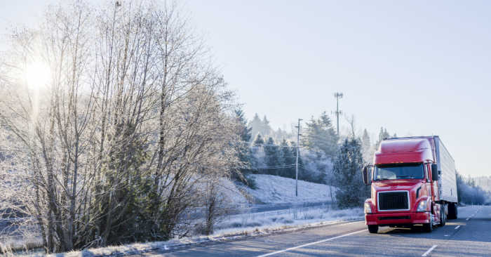 Five Winter Weather Safety Tips for Truckers