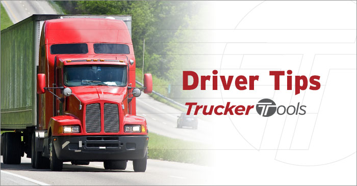 Three Tips for New Truckers from Roni Bender
