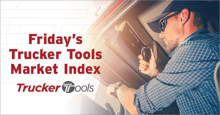 Truckers Tools' Best Markets for Truckers: Dec. 11, 2020, Edition