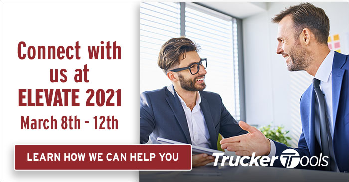 Join Trucker Tools for Elevate 2021, Körber's Virtual User Conference