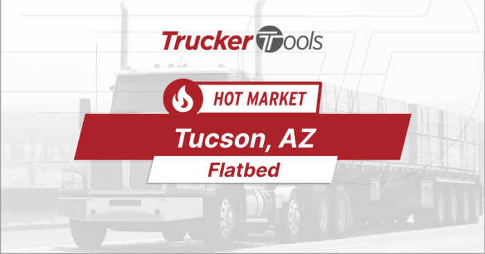 Where Demand for Trucks Will Be Increasing: Mobile, Tucson, Rapid City and Central Ontario