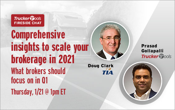 Comprehensive insights to scale your brokerage in 2021