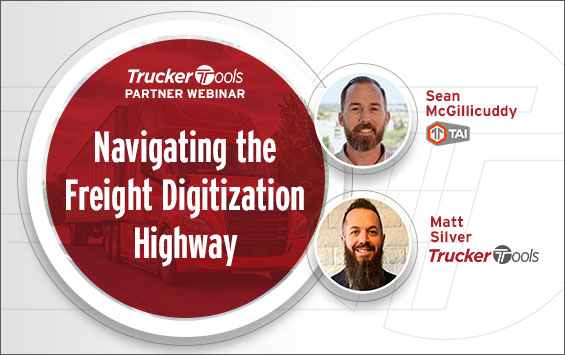 Navigating the freight digitization highway