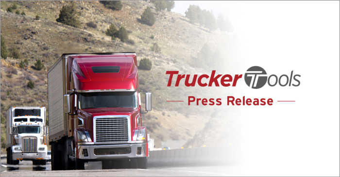 Port TMS Partners with Trucker Tools to Improve Freight Matching, Enhance Real-Time In-Transit Shipment Tracking