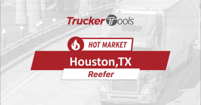 Where's the Freight? Miami, St. Louis, San Diego, San Antonio and Columbus Best Markets for Truckers/Carriers This Week
