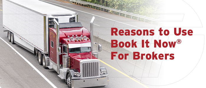 Four Reasons To Use Book It Now® for Brokers