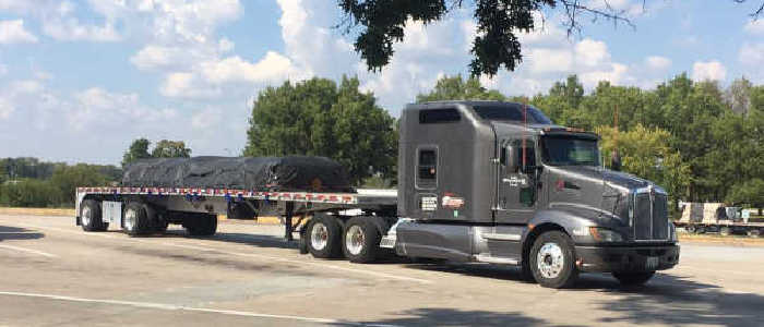 Rob Moore on the Ins and Outs of Heavy Haul Trucking