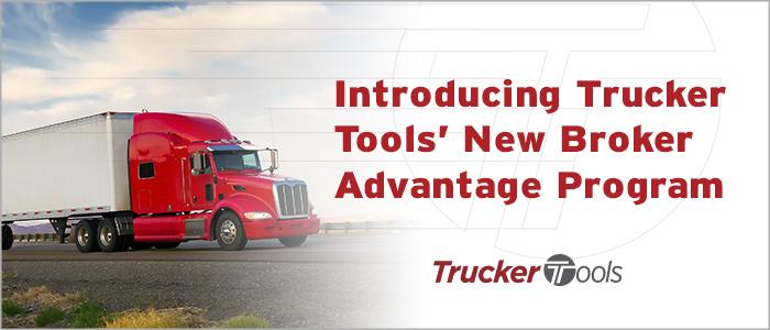 Introducing Trucker Tools' New Broker Advantage