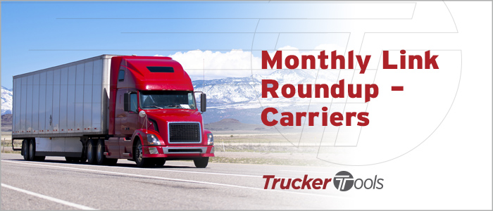The Best of the Best: Trucker Tools' November 2020 Blogs for Carriers and Drivers