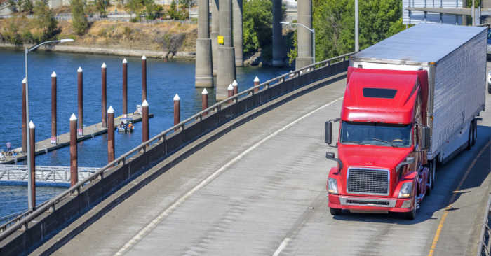 10 Ways Truckers Can Stay Healthy and Positive on the Road
