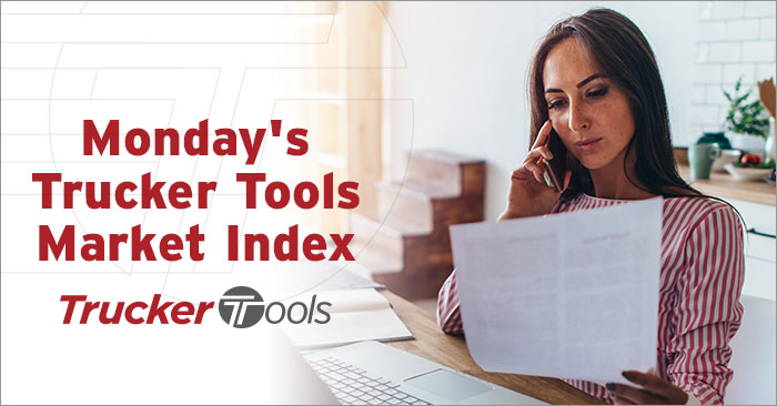 Truckers Tools' Hot/Cold Markets for Carriers: Dec. 7, 2020
