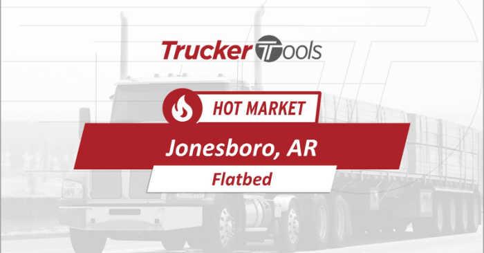 Where's the Freight? Rapid City, Tucson, Grand Junction, Jonesboro and Cheyenne