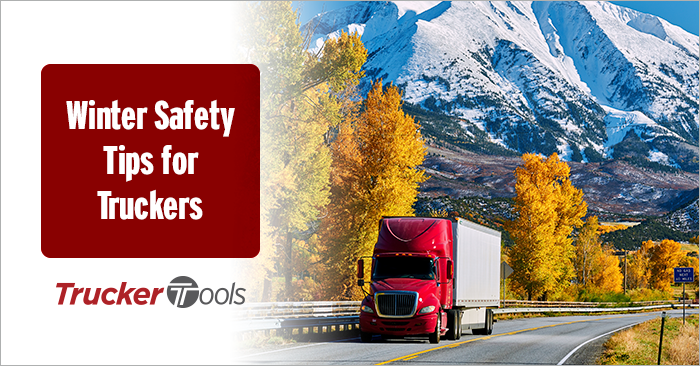 Winter Safety Tips for Truckers