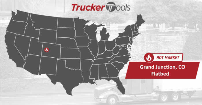 Where's the Freight? Cheyenne, Rapid City, Tucson, Grand Junction and Jacksonville