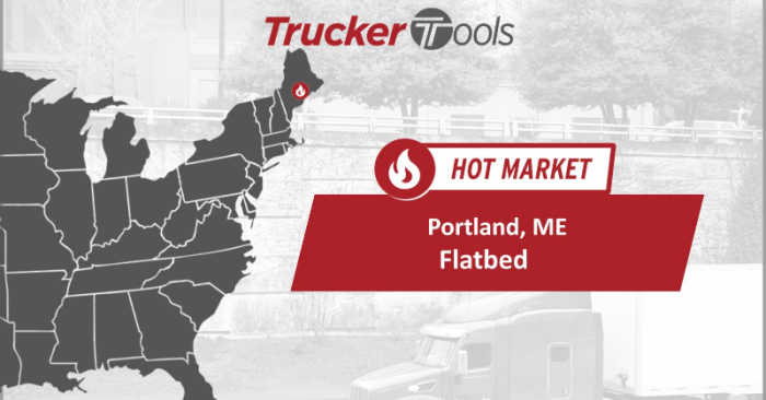 Cheyenne Flatbed, South Bend Reefer and Mobile Power Only Markets Projected To Favor Truckers and Carriers in Coming Week