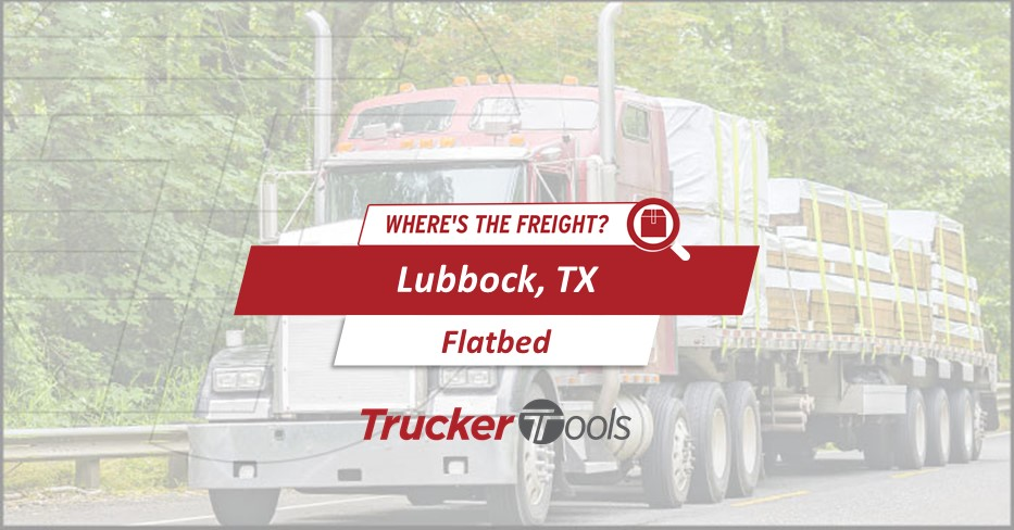 Where's the Freight? Tucson, Rapid City, Texarkana, Southwest Ontario and Lubbock Hot Markets for Truckers This Week