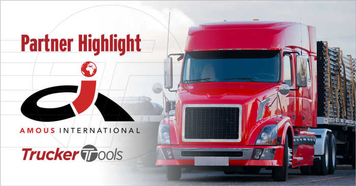 Integration Partner Highlight: Amous TMS