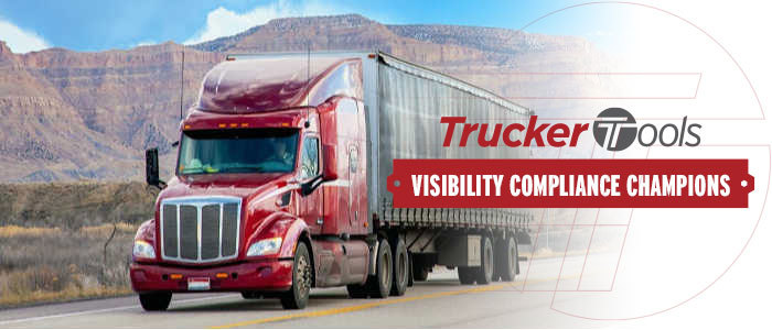 Trucker Tools' Q1 Visibility Compliance Champions