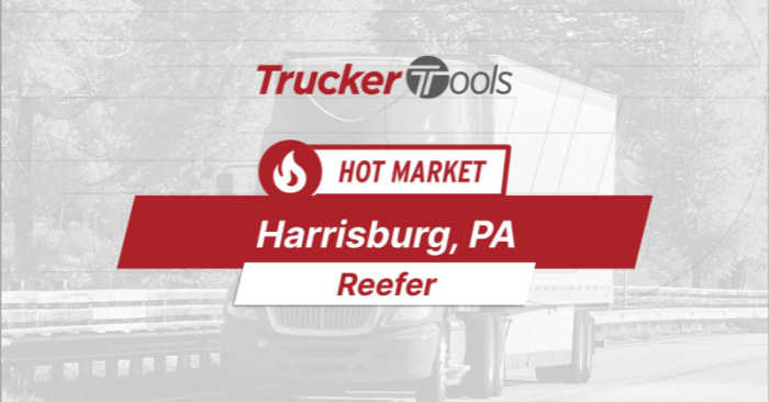 Where's the Freight? Dallas, Atlanta, Chicago, Denver and Salt Lake City Projected To Be Top Markets for Truckers/Carriers Over Next Week