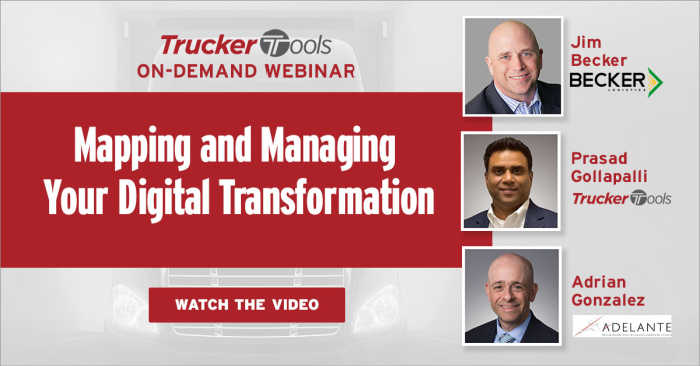 Mapping and Managing Your Digital Transformation Journey