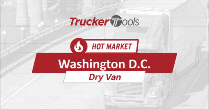 Where's the Freight? Miami, St. Louis, New Brunswick, Jefferson City and Brooklyn Top Markets for Truckers and Carriers in Coming Week