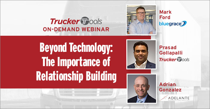 Beyond Technology: The Importance of Relationship Building