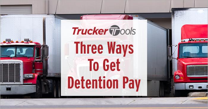Three Ways To Get Detention Pay