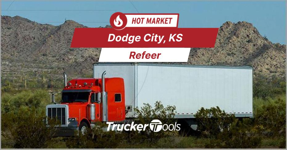 Where's the Freight? Edmonton, Texarkana, Dodge City, Rapid City and Tallahassee Will Be Highest Demand Markets This Week