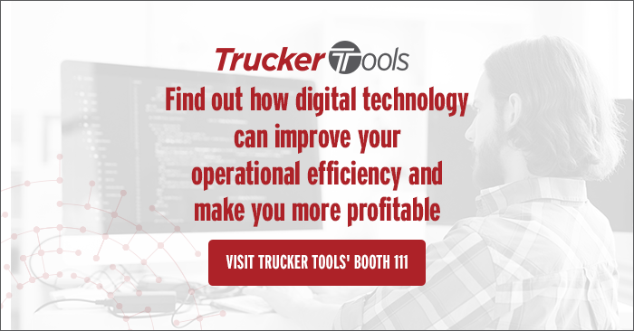 Join Trucker Tools Sept. 12-14 at McLeod Software's 2021 User Conference