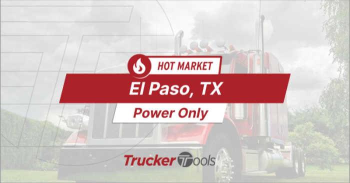 Where's the Freight? Texarkana, Dodge City, El Paso, Southwestern Ontario and Edmonton Most Profitable Markets for Truckers This Week