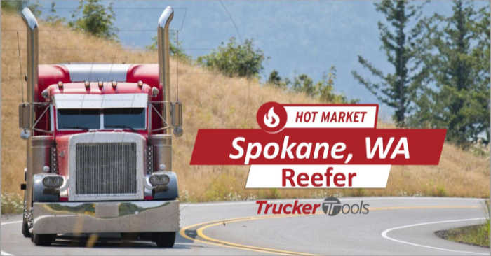 Where's the Freight? Knoxville, Southwestern Ontario, Dodge City and Texarkana Top Markets for Truckers and Carriers in Coming Week