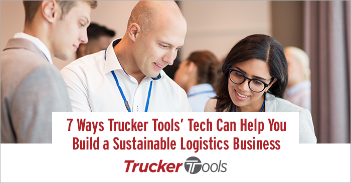 Seven Ways Trucker Tools' Tech Can Help You Build a Self-Sustaining Logistics Business